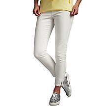 Buy Numph Florida Skinny Fit Jeans, Cloud Dancer Online at johnlewis.com
