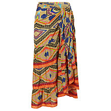Buy Ruby Yaya Balboa Wrap Skirt, Multi Online at johnlewis.com