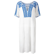 Buy Star Mela Lovisa Embroidered Dress Online at johnlewis.com