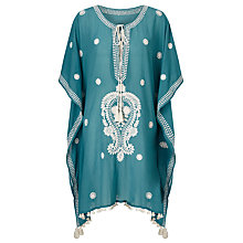 Buy Star Mela Delfi Embellished Kaftan Online at johnlewis.com