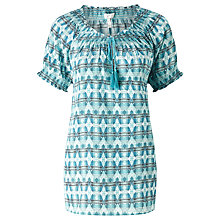Buy Joie Masha Top, Haze Blue Online at johnlewis.com