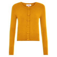 Buy Louche Ivy Bow Front Cardigan Online at johnlewis.com