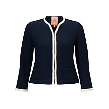 Buy Vilagallo Tessa Jacket, Madeline Navy Online at johnlewis.com