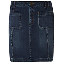 Buy White Stuff Sandhurst Denim Skirt, Denim Online at johnlewis.com