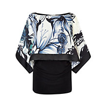 Buy Coast Sofia Printed Top, Multi Online at johnlewis.com