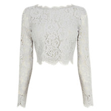 Buy Coast Sardinia Lace Top Online at johnlewis.com