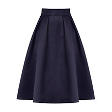 Buy Coast Meslita Skirt, Navy Online at johnlewis.com