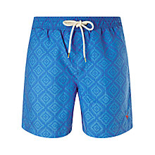 Buy Gandys for John Lewis Aztec Print Swim Shorts Online at johnlewis.com