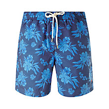 Buy Gandys for John Lewis Tropical Print Swim Shorts Online at johnlewis.com