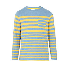 Buy John Lewis Boys' Graduated Stripe Top Online at johnlewis.com