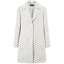 Buy Four Seasons Spot Coat, Grey Online at johnlewis.com