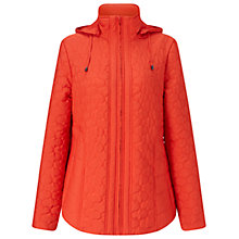 Buy Four Seasons Quilted Jacket, Watermelon Online at johnlewis.com