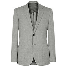 Buy Reiss Tate Wool Linen Blazer Online at johnlewis.com