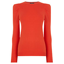 Buy Warehouse Puff Sleeve Jumper Online at johnlewis.com
