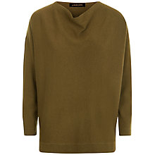 Buy Jaeger Wool Slouchy Sweater Online at johnlewis.com