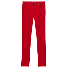 Buy Gerard Darel Catiuscia Trousers, Red Online at johnlewis.com