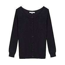 Buy Gerard Darel Chikako Cardigan, Midnight Blue Online at johnlewis.com