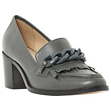 Buy Dune Galaga Block Heeled Loafers Online at johnlewis.com