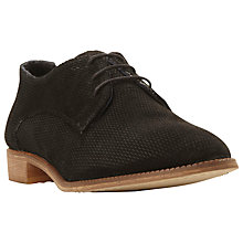Buy Dune Faris Textured Oxford Shoe Online at johnlewis.com