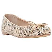 Buy Dune Heanda Square Toe Pumps Online at johnlewis.com