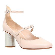 Buy Kurt Geiger Maggie Block Heeled Court Shoes Online at johnlewis.com