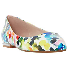 Buy Dune Hydie Pointed Toe Pumps, Multi Online at johnlewis.com