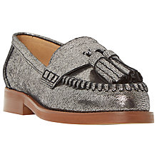 Buy Dune Gallarie Tassel Loafers Online at johnlewis.com