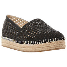 Buy Steve Madden Prettty Slip On Espadrilles Online at johnlewis.com