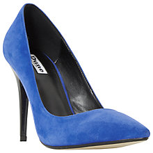 Buy Dune Azara Pointed Stiletto Heel Court Shoes Online at johnlewis.com