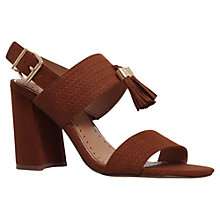 Buy Miss KG Elaina High Heel Tassel Detail Sandals Online at johnlewis.com