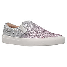 Buy KG by Kurt Geiger Lyon Slip On Trainers Online at johnlewis.com