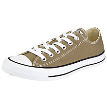 Buy Converse Chuck Taylor All Star Canvas Ox Low-Top Trainers Online at johnlewis.com