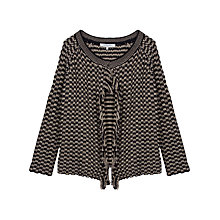 Buy Gerard Darel Cruise Pullover Cardigan, Midnight Blue Online at johnlewis.com