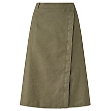 Buy Jigsaw Utility Wrap Skirt Online at johnlewis.com