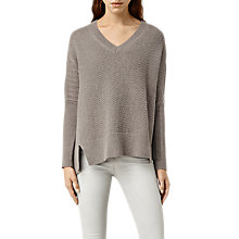 Buy AllSaints Riley Jumper Online at johnlewis.com