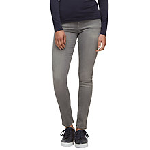 "Buy Jigsaw Richmond 30"" Skinny Jeans, Grey Online at johnlewis.com"