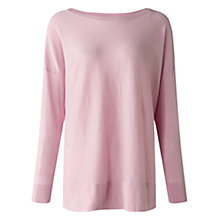 Buy Jigsaw Boat Neck Slouchy Jumper Online at johnlewis.com
