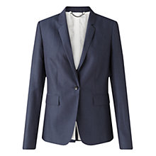 Buy Jigsaw London Melange Jacket, Atlantic Online at johnlewis.com