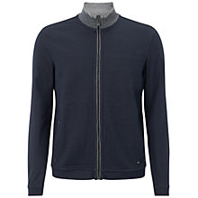 Buy BOSS Green C-Fossa Jacket, Navy Online at johnlewis.com