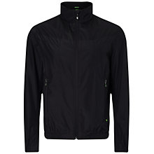 Buy BOSS Green Jalomo Lightweight Blouson Jacket, Black Online at johnlewis.com