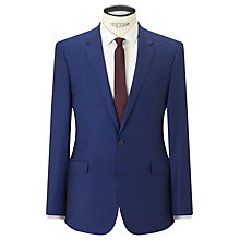 Buy Kin by John Lewis Dime Slim Fit Suit Jacket, Electric Blue Online at johnlewis.com