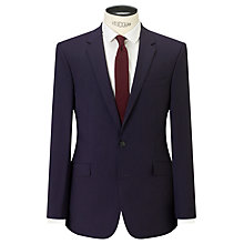 Buy Kin by John Lewis Zorn Slim Fit Suit Jacket, Aubergine Online at johnlewis.com
