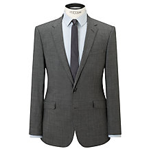 Buy Kin by John Lewis Kennedy Salt and Pepper Slim Fit Suit Jacket, Grey Online at johnlewis.com