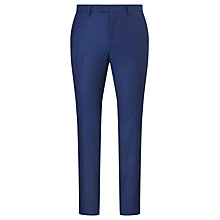 Buy Kin by John Lewis Dime Slim Fit Suit Trousers, Electric Blue Online at johnlewis.com