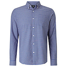 Buy John Lewis Mini Grid Oxford Shirt Online at johnlewis.com