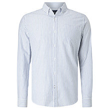 Buy John Lewis Stripe Oxford Shirt Online at johnlewis.com