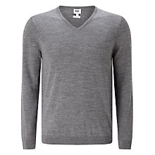 Buy Kin by John Lewis Extra Fine Merino V-Neck Jumper Online at johnlewis.com