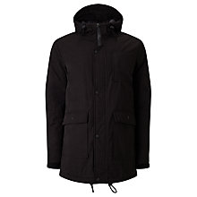 Buy Kin by John Lewis Parka Coat, Black Online at johnlewis.com
