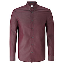 Buy Kin by John Lewis Pin Dot Slim Fit Chambray Shirt Online at johnlewis.com