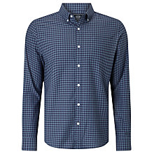 Buy John Lewis Gingham Oxford Shirt Online at johnlewis.com